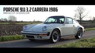PORSCHE 911 3.2 CARRERA - 1985 | GALLERY AALDERING TV