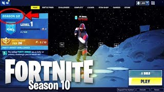 Fortnite - SEASON 10 BATTLE PASS TRAILER!