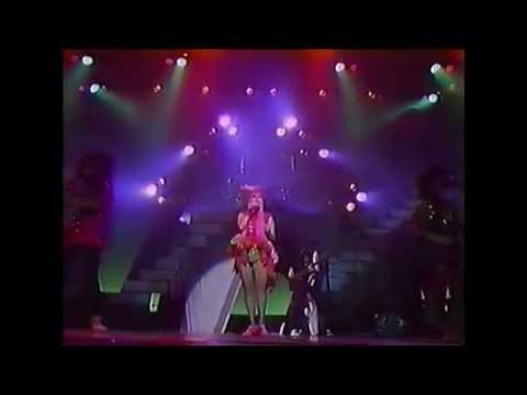 ANN LEWIS - 遊女のCRAZY LOVE (Live 1986)