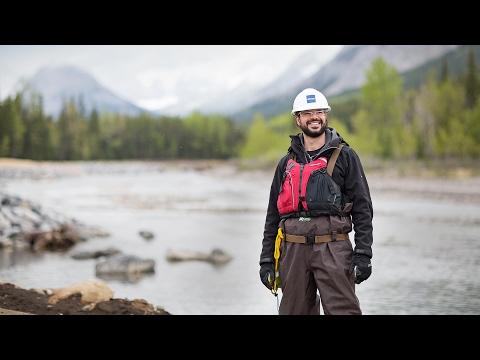 NAIT alum Jesse Skwaruk is a clean water crusader