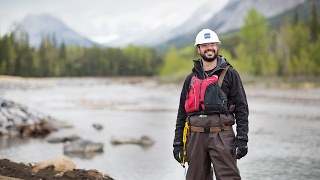 NAIT alum Jesse Skwaruk is a clean water crusader thumbnail