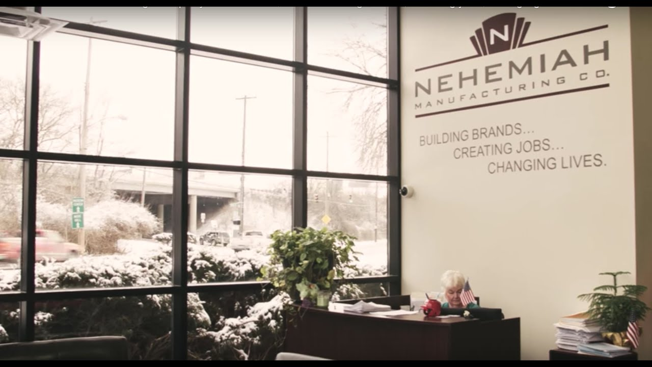 Nehemiah Manufacturing Company In Cincinnati, Ohio   Building Brands,  Creating Jobs, Changing Lives
