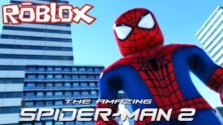 ROBLOX: the SPECTACULAR SPIDER MAN!! -(Spider-Man: Obby Homecoming)