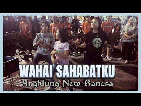 WAHAI SAHABATKU - NDX AKA || Angklung New Banesa Malioboro