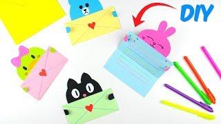 подарочный конверт и открытка своими руками  Поделки из бумаги