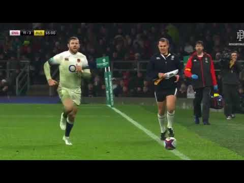 The Most craziest 2 minutes of rugby 2017