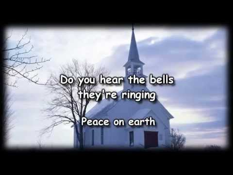 I Heard the Bells On Christmas Day  Casting Crowns   Worship Video with lyrics