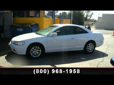 2002 Honda Accord Cpe - Used Hondas USA - Bellflower, CA 90