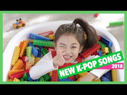 NEW K-POP SONGS - FEBRUARY 2018 (WEEK 1)