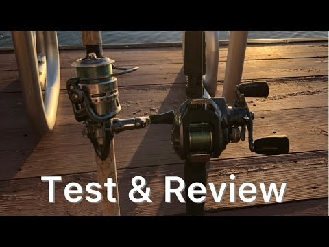 Pflueger President: Test And Review