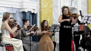 Вивальди - Концерт для скрипки с оркестром-М.Сафарьянц