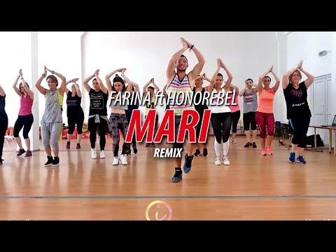 MARI * Remix * - Farina ft Honorebel | Zumba® Fitness Choreo