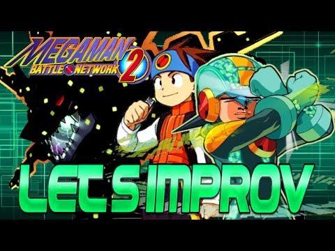"""Let's Improv! - MMBN2 Episode 12 - """"Meet your Programmer"""""""