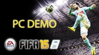 Fifa 15 Demo - PC Gameplay - Max Settings - Intel I5 4670K / R9 280X - HD