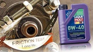 Liqui moly Synthoil Energy 0W40 Jak skutecznie olej chroni silnik?