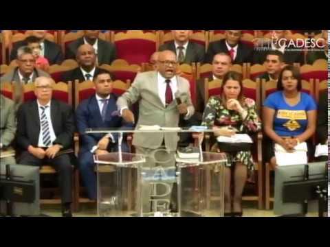 Pr. Márcio Oliveira - 23º Congresso da UACADESC