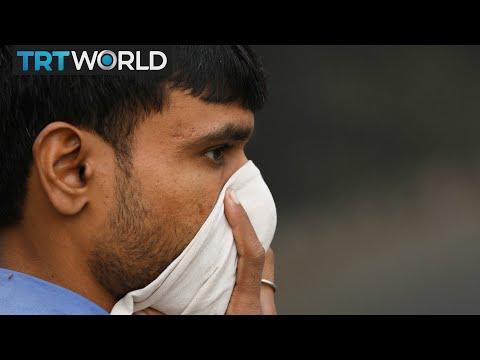 Delhi's Dirty Air: Indian capital facing unprecedented pollution