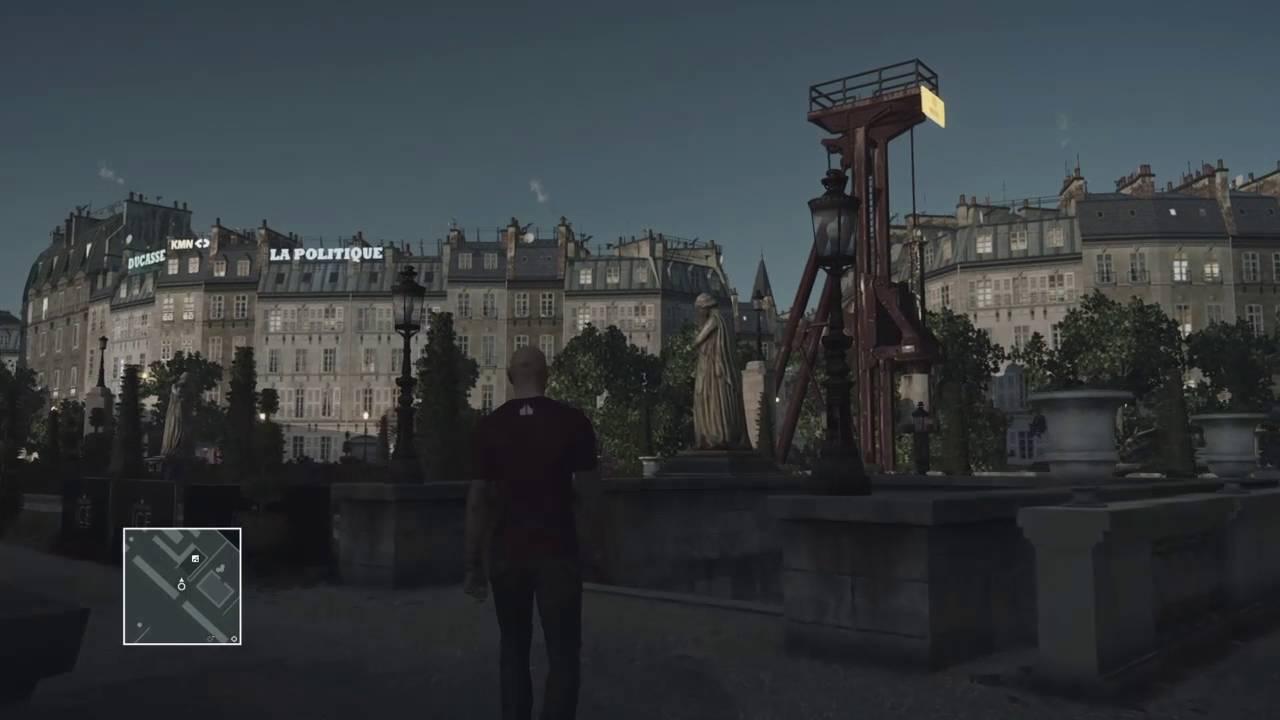 Download Hitman #1: Paris fashion show