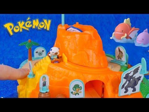 ポケモン 激レア食玩 わいわいアイランド ポケットモンスター おもちゃ  Pokemon Toys