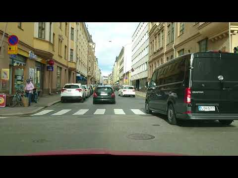 Helsinki Drive, Highway to Järvenpää