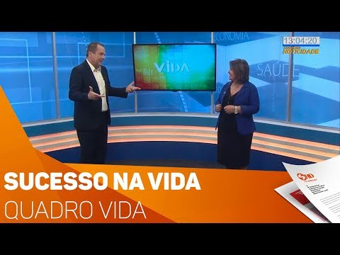 Quadro Vida: Sucesso na vida - TV SOROCABA/SBT