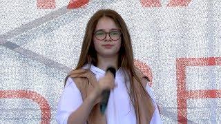 Мария Панюкова (10 лет). Лететь. 01.05.2018.