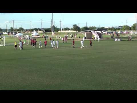 PDA U18s vs Arsenal USDA Playoffs June 2016