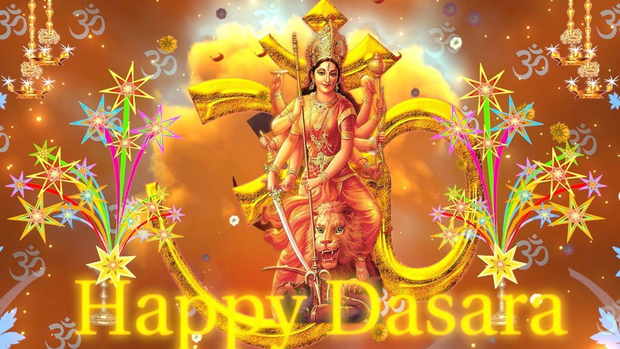 Happy Dasara Video Hdhappy Dasara Videohappy Dasara Wisheshappy