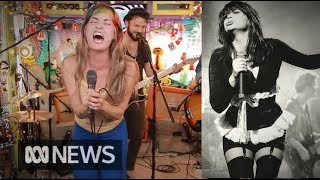 The Divinyls are re-forming | ABC News YouTube Videos
