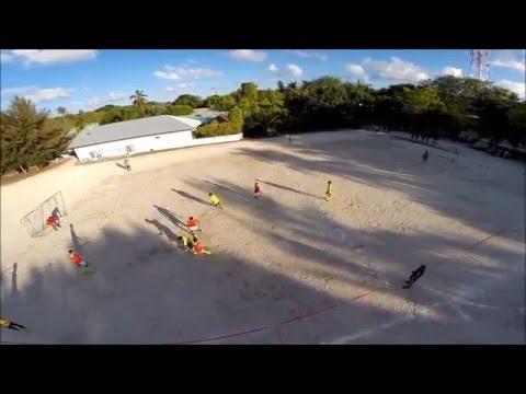 Bandos Maldives Vs Baros Maldives Futsal Match,,,