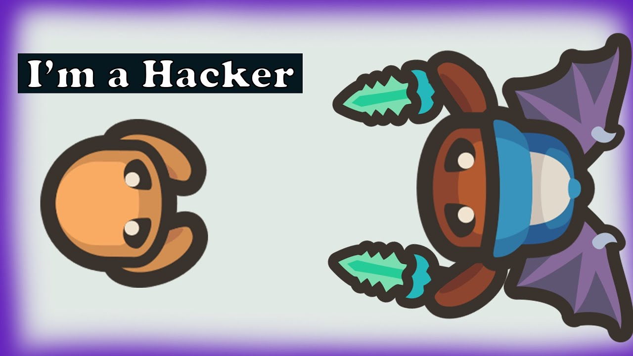 Download 😨Player Claims To be a Hacker - Taming.io