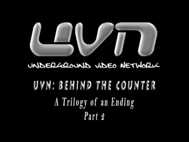 UVN: Behind the Counter 63