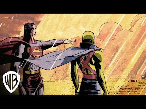 Justice League: The New Frontier: Commemorative Edition - Character Development