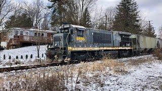 Short Line Railroads, Cincinnati Eastern Railroad, Push Pull Short Local Freights!