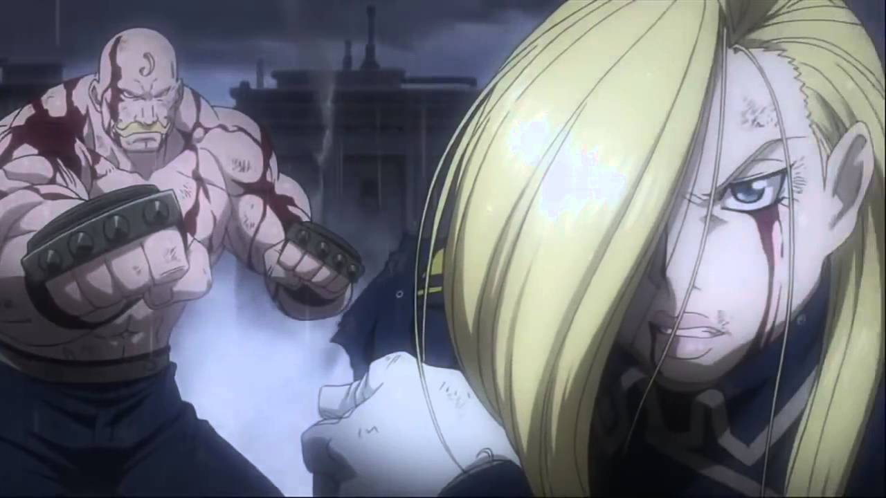 Fullmetal Alchemist Brotherhood opening 5 HD - YouTube