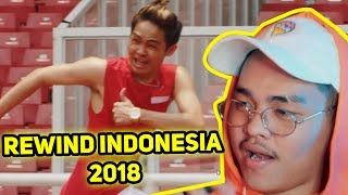 BERUBAH JADI FLASH WOI !! YOUTUBE REWIND 2018 REACTION