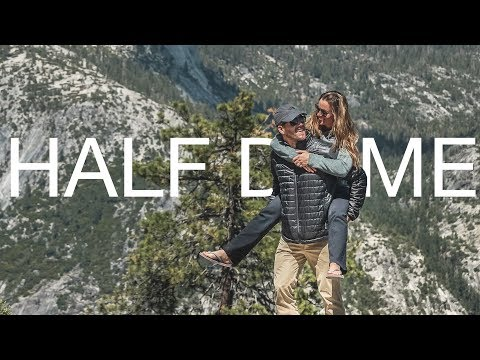 Half Dome: The Best Hike in Yosemite National Park!