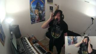 Sworn In - Scissors (Vocal Cover) HD