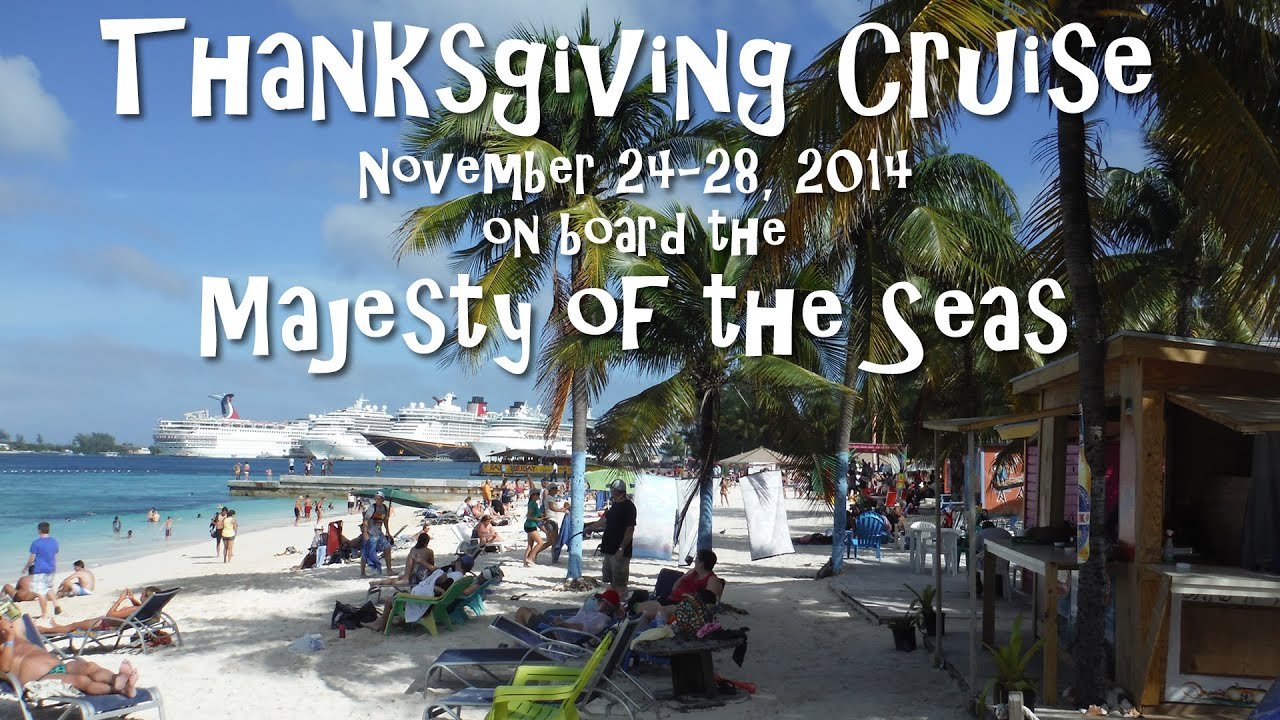 Majesty Of The Seas  Royal Caribbean Bahamas Cruise  November 2014  YouTube
