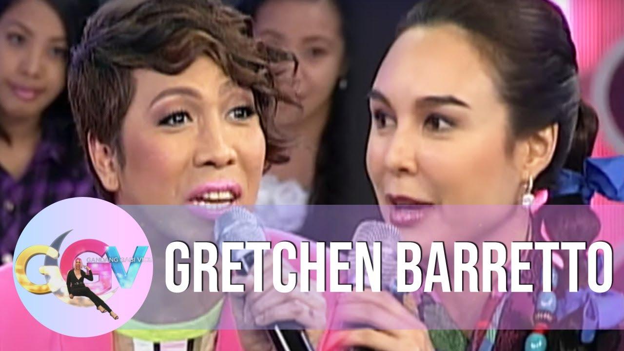 Download Gretchen Barretto is scared of Vice Ganda? | GGV