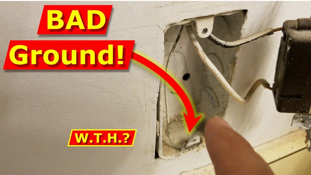 Wiring An Outlet In Middle Of Run