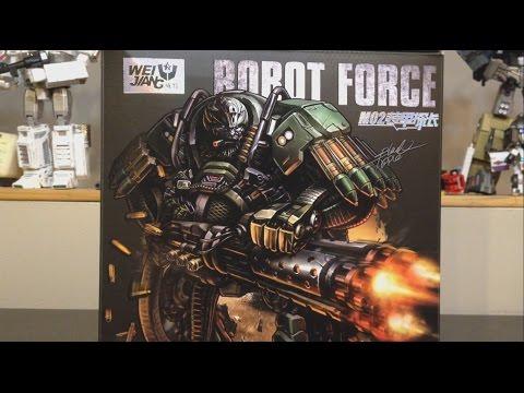 Weijiang - M02 - Robot Force - Video Review