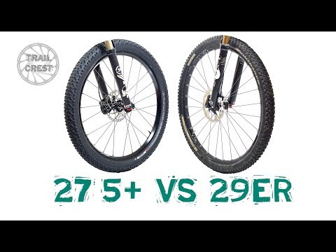 27.5+ v 29er - Carbon v Alloy - Specialized Stumpjumpers comparison