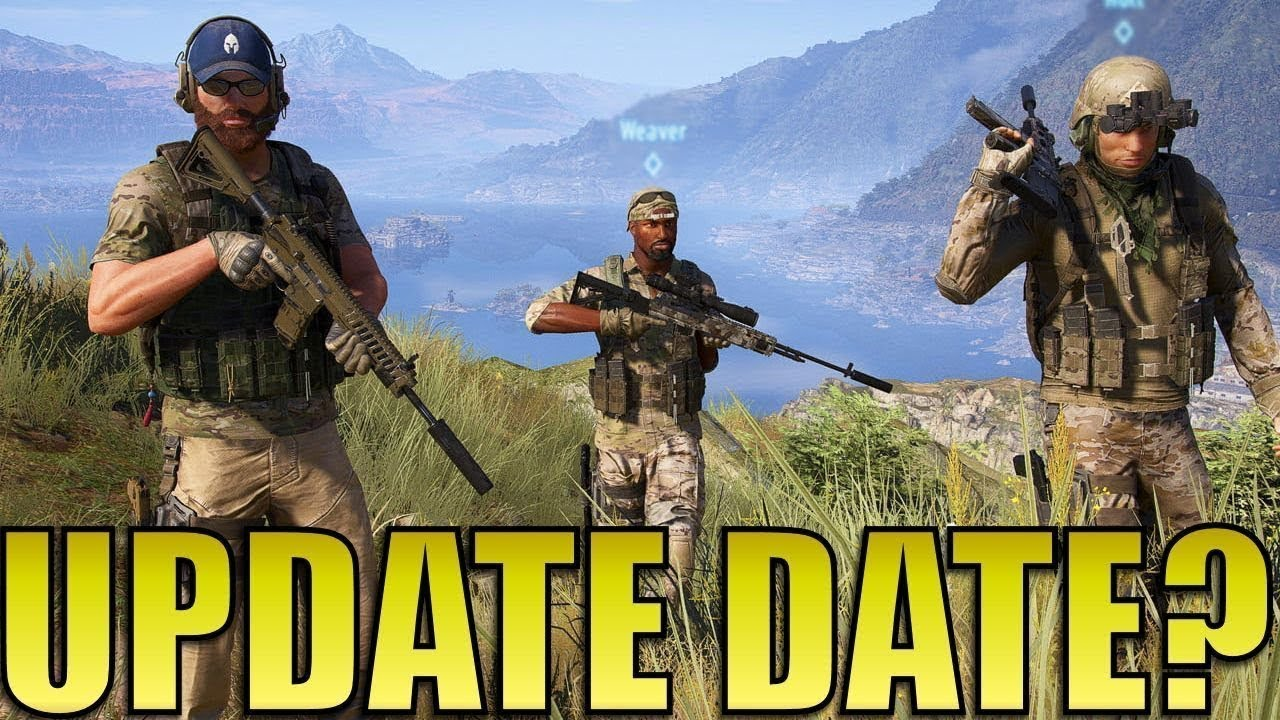 Ghost Recon Wildlands: Special Operation 3 RELEASE DATE and