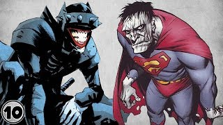 Baixar Top 10 Evil Doppelgangers Cooler Than The Heroes