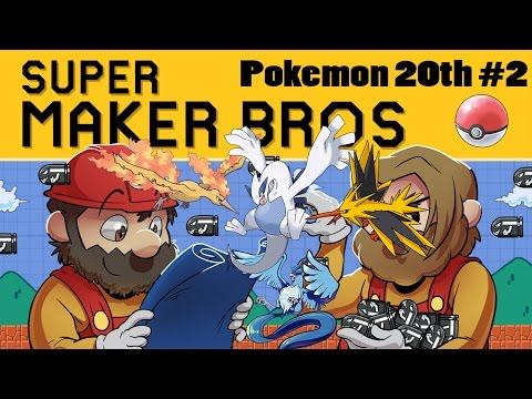 Super Maker Bros. - #2 - Pokemon 20th Anniversary