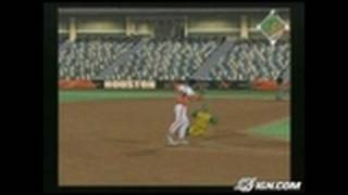 MLB 2005 Sports Gameplay