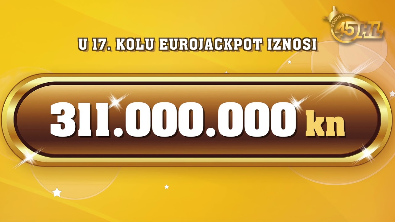 Eurojackpot 10.04.20