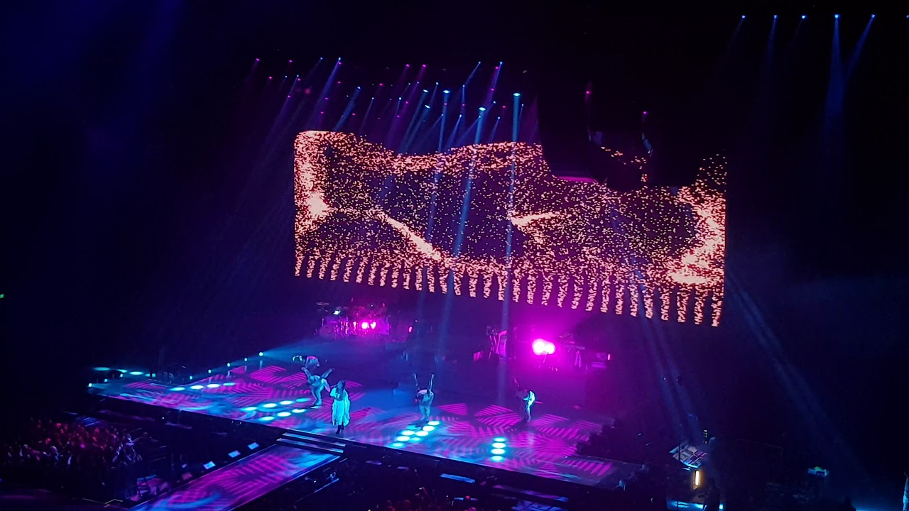 Ariana grande concert dates in Sydney
