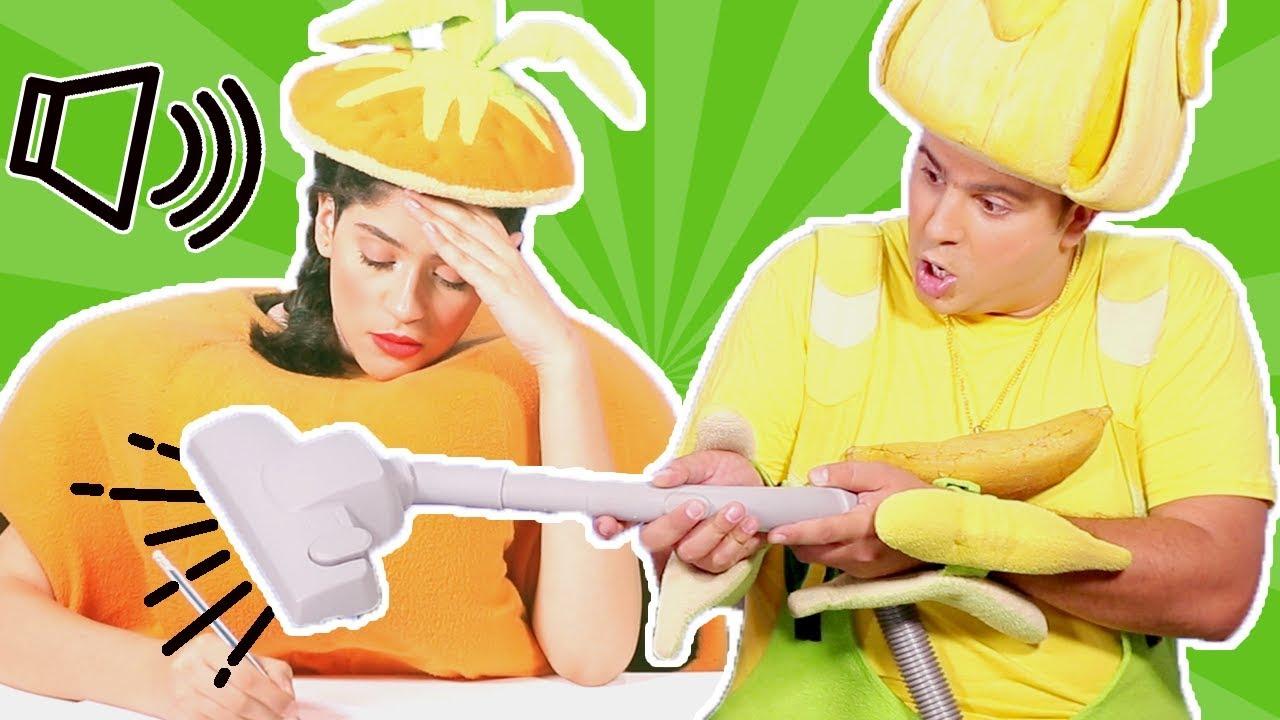 فوزي موزي وتوتي - المكنسة الكهربائية - Magic vacuum cleaner